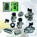 BRD BDV AE Dust Collector Valves and Controllers