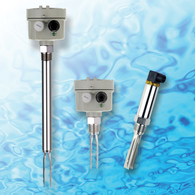 SC series tuning for level switch for liquids and slurries