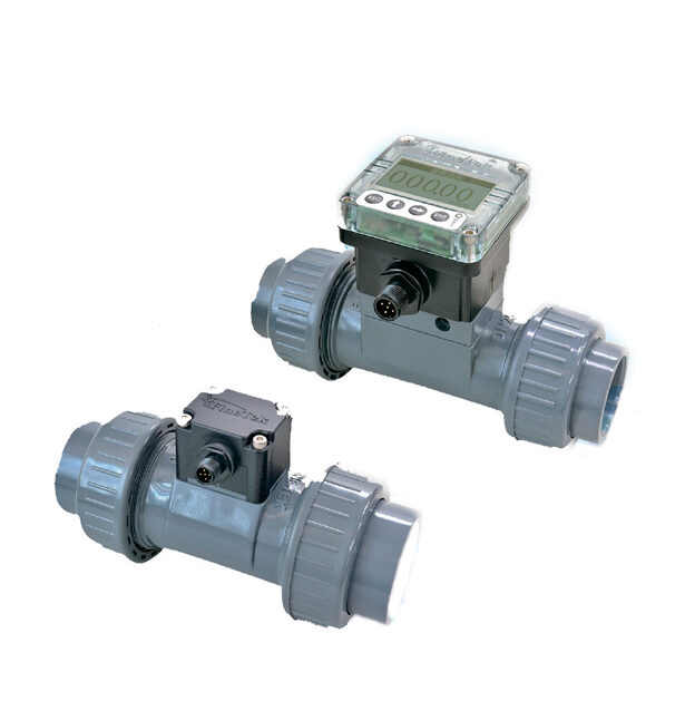 EPR Paddle Wheel Flow Meter
