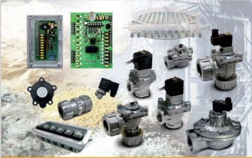 BRD AE-Valve-and-Controller-For-Dust-Collector