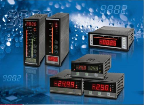 panel meters sales catalogue